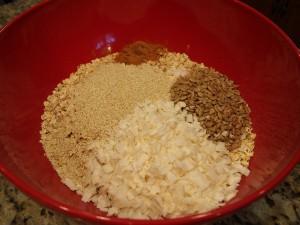 This makes a big batch, so use a big bowl!